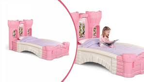 Little Tikes Girls Bed by Princess Palace Twin Bed Best Educational Infant Toys Stores