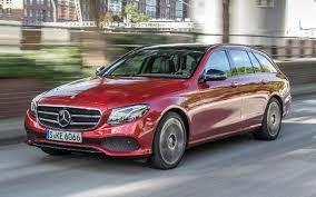 mercedes e250 station wagon mercedes e class estate review german family wagon comes