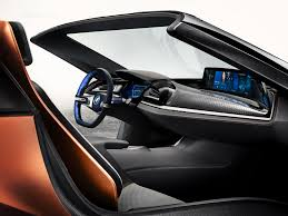 bmw future car premiere bmw i vision future interaction
