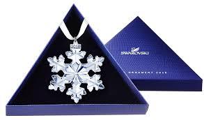 swarovski snowflake 2016 annual large