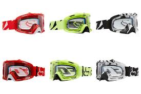 monster energy motocross goggles fox air defence goggle product test motocross lw mag