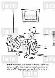 thank you notes cartoons humor from jantoo cartoons