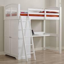 bookcase kids beds wayfair haynes loft bed loversiq