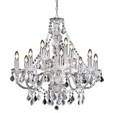 Clear Acrylic Chandelier Endon 308 8 4cl Clarence 12 Light Clear Acrylic Chandelier Pendant