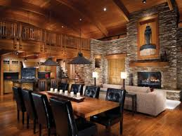 Cabin Interior Design Ideas by 1000 Ideas About Cabin Interior Design On Pinterest Log Cabin