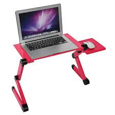 Portable Laptop Desk On Wheels by Compare Prices On Adjustable Laptop Table Stand Online Shopping