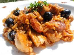 recette de cuisine en espagnol sauté de poulet à l espagnole plats maxi cuisine