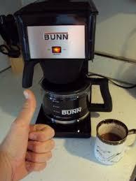 Walmart Coffee Bean Grinder Bunn 10 Cup Pour O Matic Coffee Maker Black 1 0 Ct Walmart Com