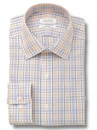non iron tailored fit dress shirts enro