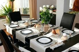 how to decorate a round table unique dining room table candle centerpieces dining table how to