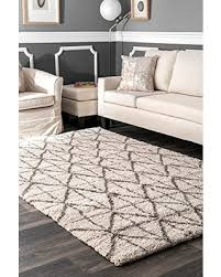Area Rugs 9 X 12 Holiday Special Nuloom 200mlsh06a 9012 Keely Tiles Shaggy Area