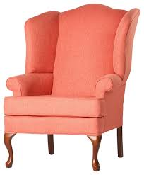 Traditional Accent Chair Wingback Chair Traditional Armchairs And Accent