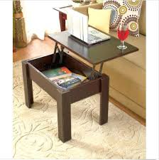 Coffee Tables With Shelves Small Rectangular Coffee Table Small Espresso Rectangular Coffee