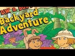 Backyard Cartoon Arthur Backyard Adventure Cartoons Games Youtube