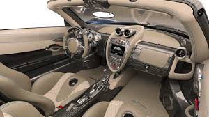 nissan roadster interior pagani huayra roadster unveiled lighter more powerful than coupe