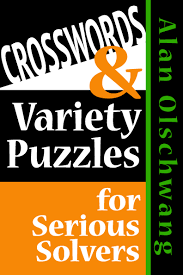 crosswords and variety puzzles for serious solvers