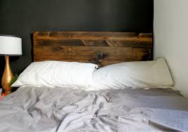 Homemade Headboard Ideas by How To Make A Headboard Out Of Wood 96 Trendy Interior Or Diy