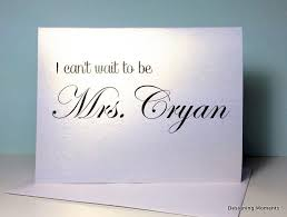 Bride To Groom Wedding Card Wedding Card For Groom Groom Wedding Card I Can U0027t Wait To Be Mrs