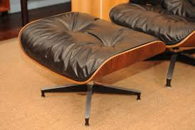vintage eames lounge chair and ottoman inicio sillon eames lounge chair ottoman 2o mano original awesome