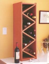 build your own wine rack diy mother earth news earth news and
