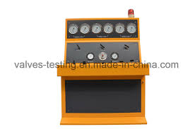 Relief Valve Test Bench China Offline Safety Valve Testing Bench Yh Ly 001 China