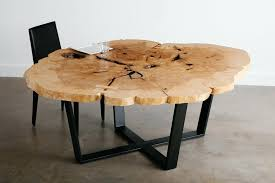 Redwood Dining Table Dining Table Live Edge Dining Tables For Sale Minnesota Slab