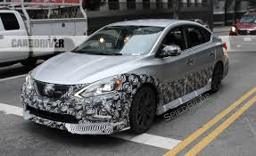 car nissan sentra 2017 nissan sentra nismo spied u2013 news u2013 car and driver