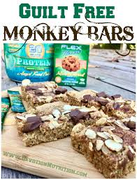 diy protein bars guilt free diy protein bar recipe using monkey bread flex flavor