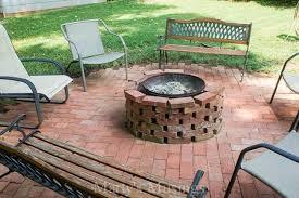 Homemade Chiminea 20 Cool Diy Homemade Fire Pit Ideas