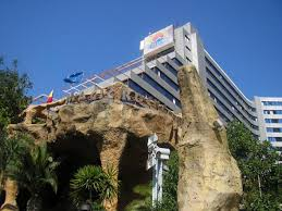 Magic Rock Gardens Hotel Benidorm Hotel Magic Rock Gardens Magic Environment In Benidorm City