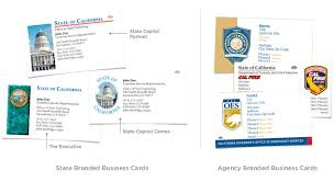 business card order info