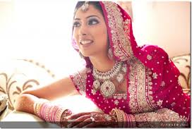 discover the many shades of traditional bridal dresses in india