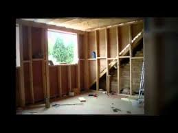 How To Build Dormers Dormer Loft Conversion By Dracom Builders Mp4 Youtube
