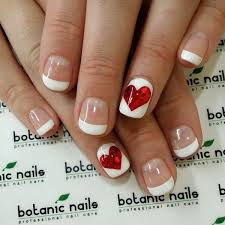 50 best valentines day nail art designs while the guys get busy