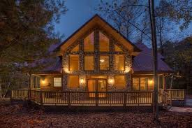 mountain cabin rental secluded hideaway blue sky cabin