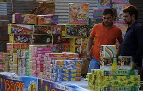 no temporary licence for cracker sale noida news times of india
