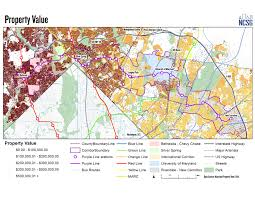 Silver Line Metro Map by Just Up The Pike See Maps Of How The Purple Line Corridor Is Changing