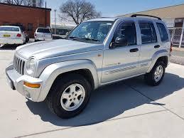 jeep cherokee sport green 8 2003 jeep cherokee limited 4x4 lot 875224 allbids