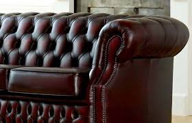 Classic Chesterfield Sofa Kendal Classic Chesterfield Sofa Leather Sofas