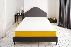 Schlafzimmer Auf Englisch Beschreiben Eve Matratze Memory Schaum Weiß Gelb 90 X 200 Cm Amazon De