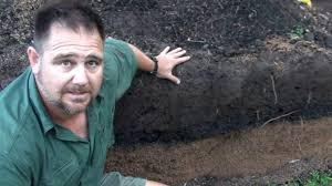 how much drainage u0026 fill soil to use when making a raised garden
