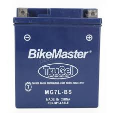 bikemaster trugel 12 volt battery mg7l bs atv dirt bike
