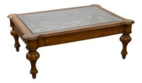 trebbiano round cocktail table coffee table ethan allen devereaux tuscan style coffee table b