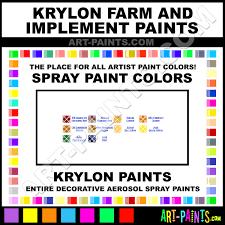 john deere yellow farm and implement spray paints 1816 john