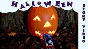 Youtube Halloween Movies For Kids Halloween On Sodor Kids Thomas The Train Episode Ghost Story Toy