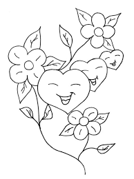 coloring pages of a heart coloring pages of hearts coloring lab