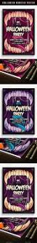 halloween poster 2 by snkart graphicriver