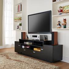 tv stand for 48 inch tv amazon com furniture of america 72 inch peyton modern tiered