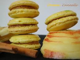 cannelle cuisine macarons pommes cannelle titine cuisine pour sa famille