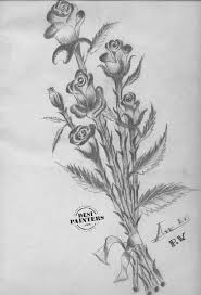 3d flowers pencil drawing suggestions online images of sketches
